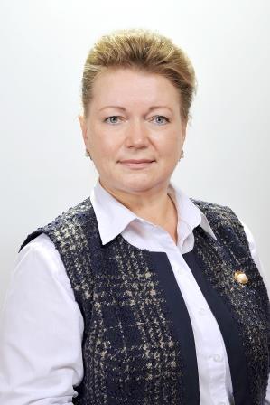 Иванова Татьяна Геннадьевна - заместитель директора по УВР
