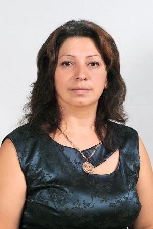 Танаян Маргарита Велихановна - учитель английского языка